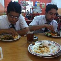 Photo taken at Restoran Sri Kelantan by Ejol G. on 4/12/2012