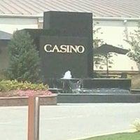 Photo taken at Harrington Raceway & Casino by Steve C. on 7/26/2012