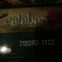 Photo taken at Calabar Cafè by Tria M. on 8/30/2012
