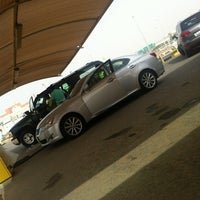 Photo taken at Oula car wash by Essa A. on 7/8/2012