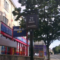 Photo taken at The W G Grace (Wetherspoon) by Steve C. on 8/11/2012