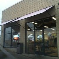 Photo taken at Ahmo's Gyros & Deli by Kristin P. on 2/16/2012