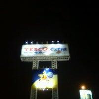 Photo taken at Tesco Extra by Fauzi z. on 6/23/2012