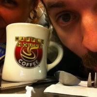 Photo taken at Waffle House by Alexandra P. on 3/5/2012