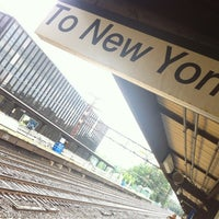 Photo taken at Metro North - Greenwich Station by Thomas E. on 6/25/2012