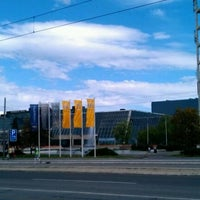 Photo taken at Sava centar by Borko M. on 4/22/2012