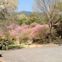Photo taken at 天白公園 by DAISUKE O. on 4/29/2012