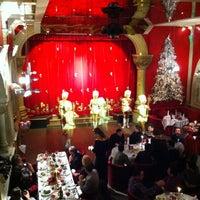 Снимок сделан в Ресторан «Тройка» пользователем Ekaterina G. 2/4/2012