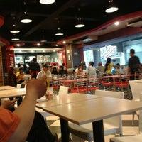 Photo taken at KFC by Ervinna C. on 4/14/2012