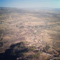 Photo taken at Cerro del Picacho by Andrew O. on 4/5/2012