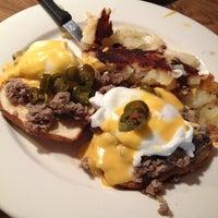 Photo taken at Billy's Downtown Diner by Derek W. on 3/4/2012