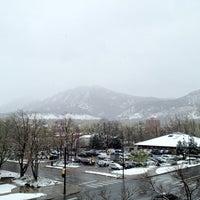 Photo taken at Boulder Transit Center by 👾 Jon C. on 4/3/2012