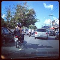Photo taken at Avenida Fernandes Lima by Mayra T. on 5/4/2012