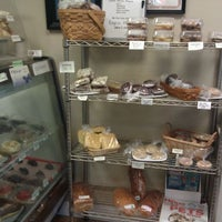 Photo taken at The Bakeshop on Kelley Street by Ashley H. on 2/24/2012