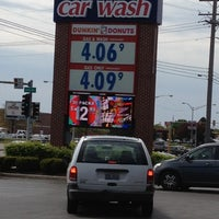 Photo taken at Delta Sonic Car Wash by Roni on 4/24/2012
