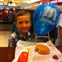 Photo taken at McDonald's CC El Rosal by Francisco R. on 8/2/2012