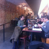 Photo taken at Chinatown Coffee Company by Ivan Z. on 4/1/2012