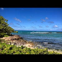 Photo taken at Turtle Bay Resort by Kelvin L. on 9/4/2012