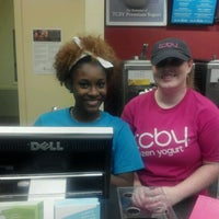Photo taken at TCBY by Tamaria L. on 7/22/2012