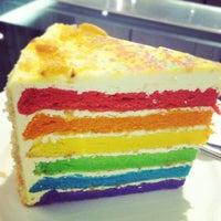 Photo taken at Oh La La Cafe by Lika K. on 5/28/2012