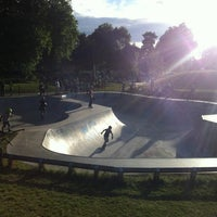 Photo taken at Clissold Park Playground by Gleb K. on 8/14/2012
