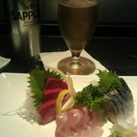 Photo taken at Fin's Sushi & Grill by Gustave H. on 6/22/2012