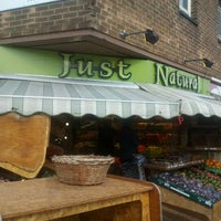 Photo taken at Just Natural by Andrew J. on 4/5/2012
