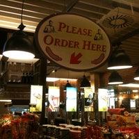 Photo taken at Stella Artois Café by Inge P. on 8/10/2012
