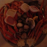 Photo taken at The Mad Crabber by Patti H. on 9/8/2012