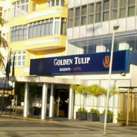 Photo taken at Hotel Golden Tulip Regente by Kdu M. on 6/4/2012