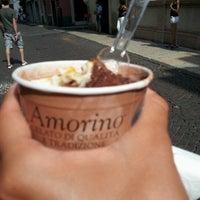 Das Foto wurde bei Amorino von Gaetano C. am 8/16/2012 aufgenommen