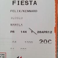 Photo taken at Gate 4 by Kennard F. on 4/28/2012