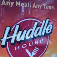 Photo taken at Huddle House by Casey A. on 3/8/2012
