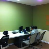 Photo taken at RdyToGo - Web Design, Branding and Marketing by Kevin Y. on 8/1/2012
