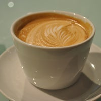 Photo taken at FIKA Espresso Bar by Jeff N. on 9/9/2012