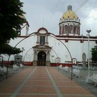 Photo taken at Santuario De Guadalupe by Eder C. on 6/20/2012