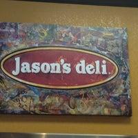 Photo taken at Jason's Deli by Sylvia on 6/20/2012