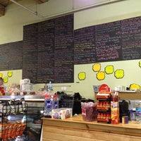 Photo taken at Caruso's Deli by Jane C. on 8/21/2012