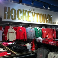 Photo taken at Hockeytown Authentics by Michael S. on 2/25/2012