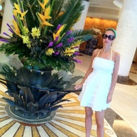 Photo taken at Loews Miami Beach Hotel by Maurizio G. on 8/19/2012