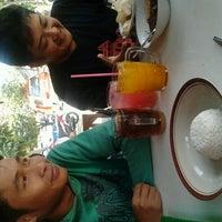 Photo taken at Burjo Meisya by D'diet D. on 4/14/2012