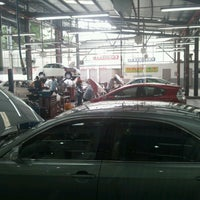 Photo taken at Toyota Service Centre Sg Besi KL by PadiL on 6/21/2012