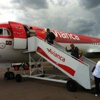 Foto tirada no(a) Aeroporto Regional de Passo Fundo / Lauro Kortz (PFB) por Rodrigo J. em 3/12/2012