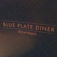 Photo taken at Blue Plate Diner by Dameon S. on 5/23/2012