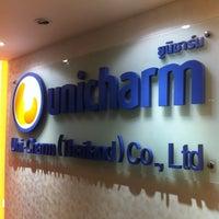 Photo taken at Uni-Charm (Thailand) Co., Ltd. by Nolanola on 5/10/2012