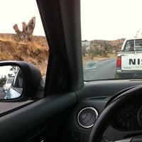 Photo taken at Banderero 1 Cerca De Culenes by Romina M. on 4/8/2012