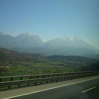 Photo taken at Area di Servizio Monte Velino Sud by Giovanni F. on 3/31/2012