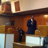 Photo taken at Pentecostal Temple Church Of God In Christ by Simplyshun® . on 4/6/2012