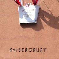 Photo taken at Kapuzinergruft - Kaisergruft by Nadezhda S. on 4/20/2012