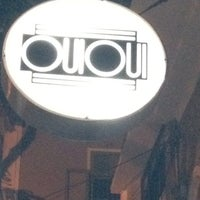Photo taken at Oui Oui by Rodrigo L. on 5/5/2012